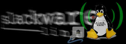 Slackware network